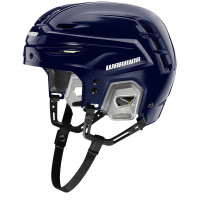Шлем хоккейный WARRIOR ALPHA ONE PRO HELMET, арт. APH8-NW- M, р.M, темносиний